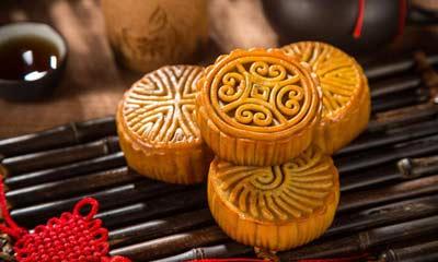中秋节吃货必备美食——月饼