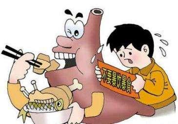 白白患者须知:饮食不当,暴饮暴食,小心加重白癜风!